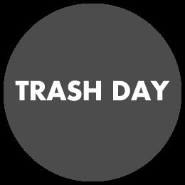 🗑️ Trash Pick-Up Day